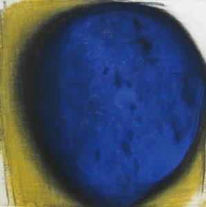 辰野登恵子「june-19-96」1996年 銅版画 60×60cm