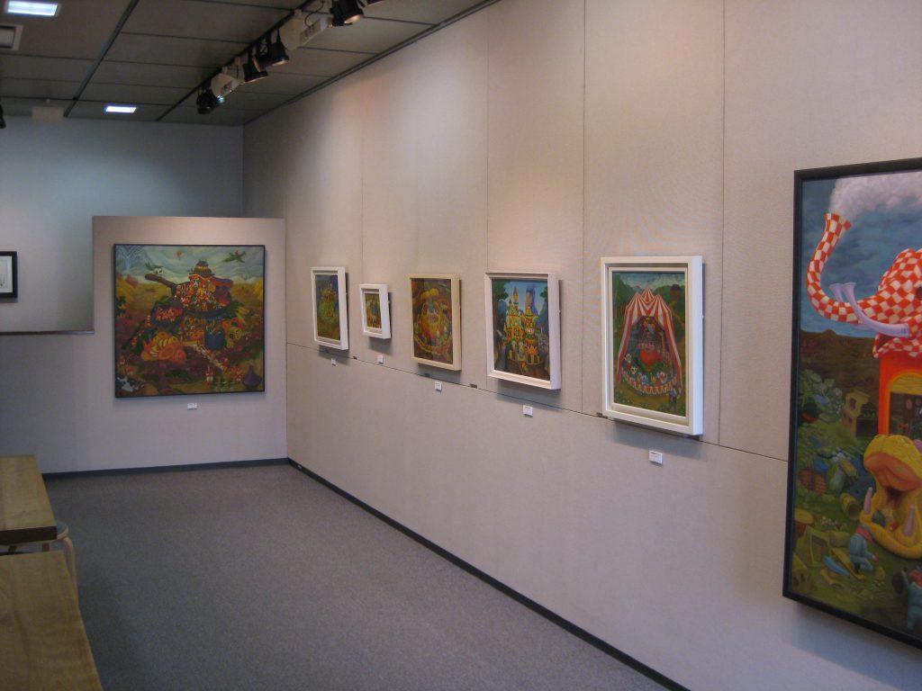 岩澤慶典展 –それぞれの物語–