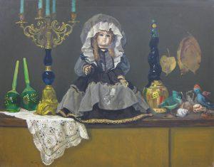 浜田邦男 アトリエの遺作展