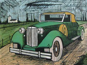 ビュッフェ「パッカード1934」