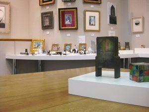 「秋のセレクション7人展」開催中です。