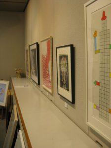 現代アート展開催中