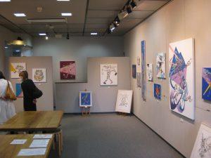 原游展&新作アートを楽しむ展 開催中
